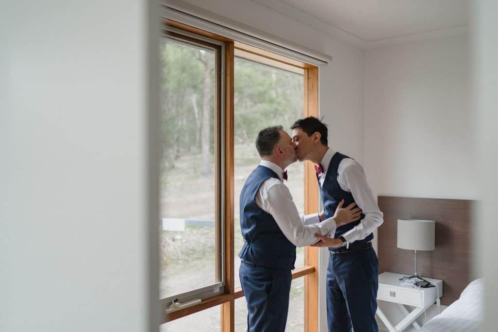 Zonzo Estate Yarra Valley Wedding Video Same Sex Wedding 003